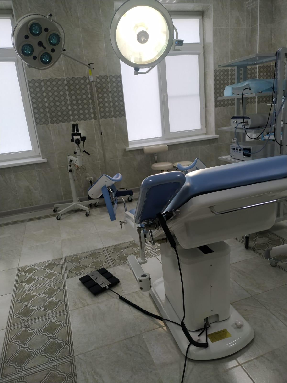 Галерея клиники